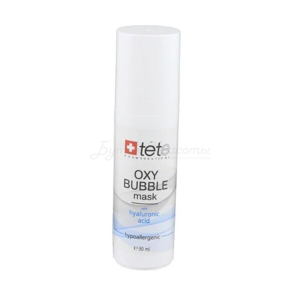 Tete Кислородно-пенная маска Oxy BUBBLE MASK
