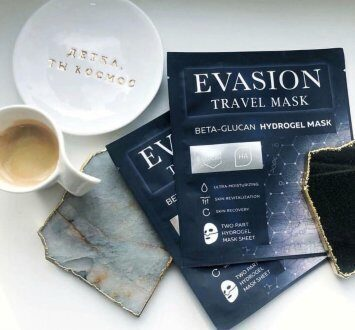 Evasion Travel mask. Гидрогелевая маска